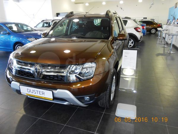 Фото Renault Duster